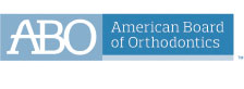 Vision Dental Santa Monica | American Board of Orthodontics Logo